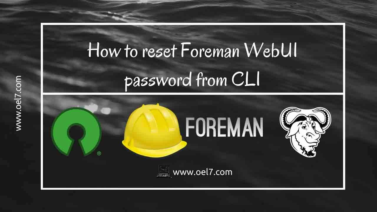 foreman_www.oel7.com