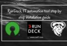 RunDeck Installation guide