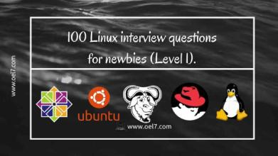 100 Linux Interview Questions