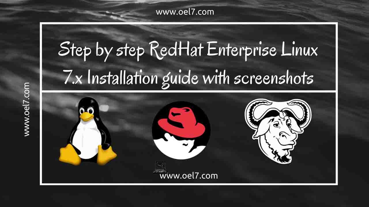 Installing RedHat Enterprise Linux 8 0 with screenshots