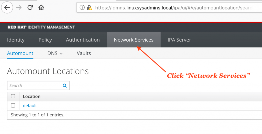 creating dns zone in IPA server