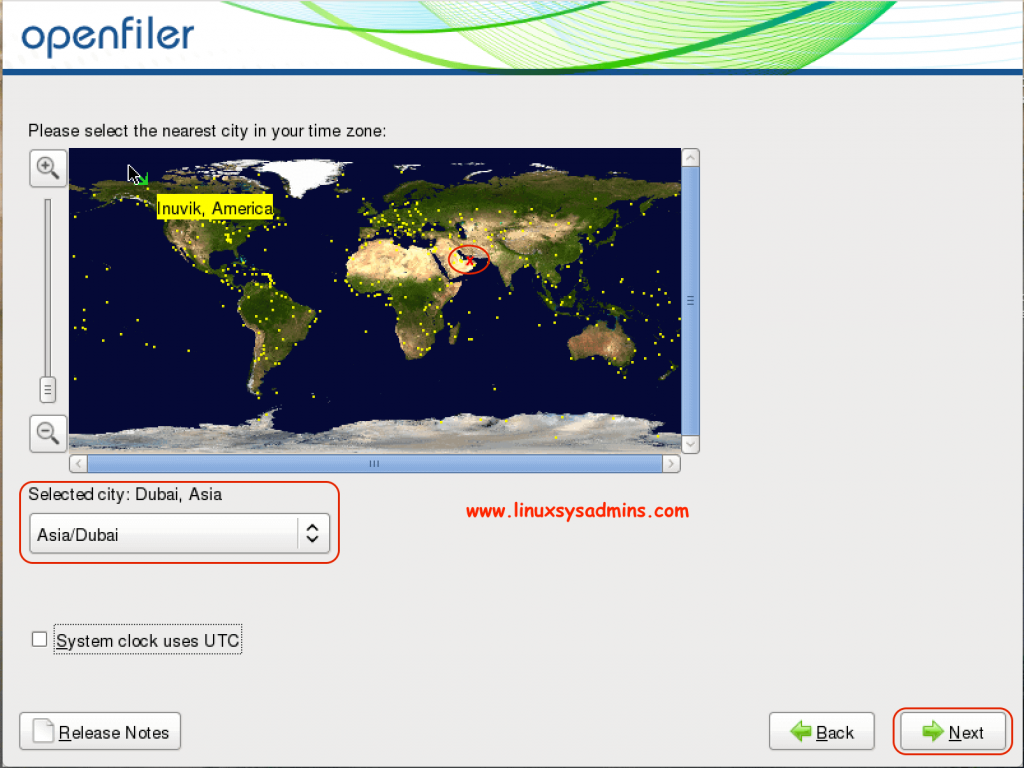 How to install Openfiler SAN Operating System 2