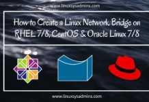 Linux Network Bridge