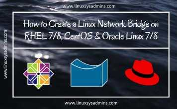 Linux Network Bridge