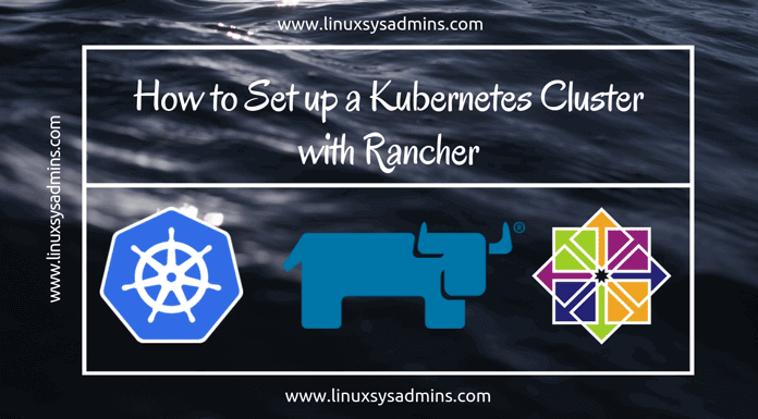 How to Setup Kubernetes (K8s) Cluster with Rancher