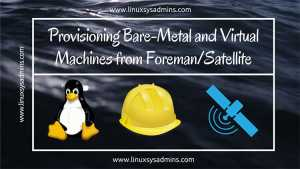 Provisioning Bare-Metal from Foreman
