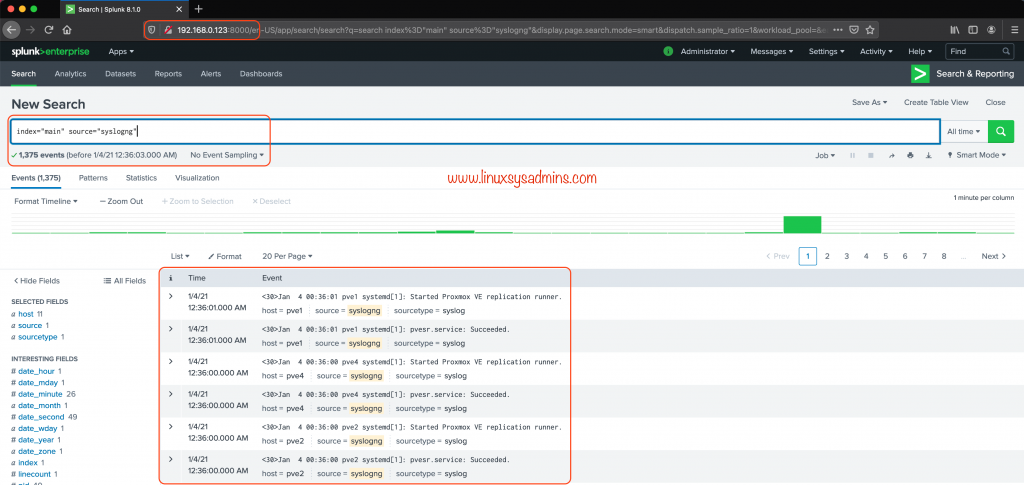 Centralized Syslog server with Syslog-ng in 3 easy steps 2